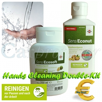 Hands Cleaning Double-Kit