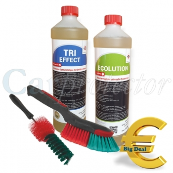 Exterior Cleaner Set