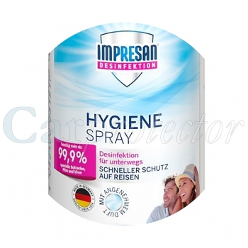 "Hygiene-Spray  ""on the go"", Desinfektions-Spray"
