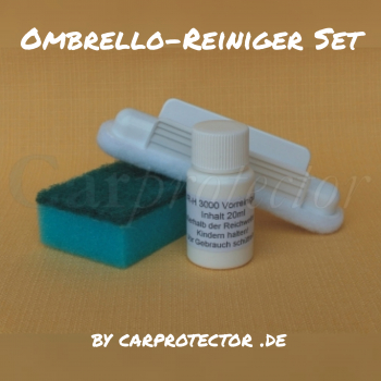 Ombrello-Reiniger Set