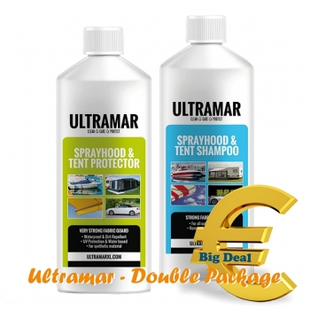 Ultramar - Double Package